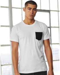 T-shirt Bella+Canvas Pocket Tee Uni