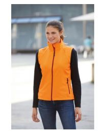 Dames softshell bodywarmer James & Nicholson