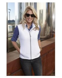 James & Nicholson softshell bodywarmer dames
