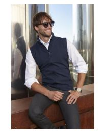 James & Nicholson softshell vest heren