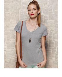 T-Shirts,Lisa V- Neck