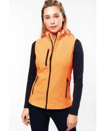 Kariban Softshell bodywarmer Dames