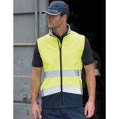 Safety Softshell Gilet
