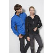 James & Nicholson 2 in 1 Zip-Off Softshell Dames